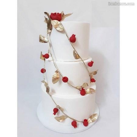 کیک شب یلدا