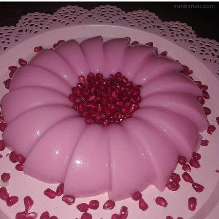 کیک انار