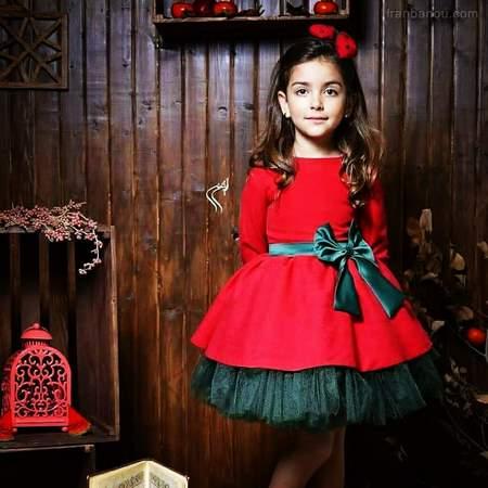 لباس شب یلدا دخترانه