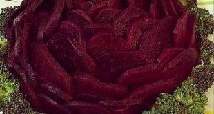 لبو به شکل گل