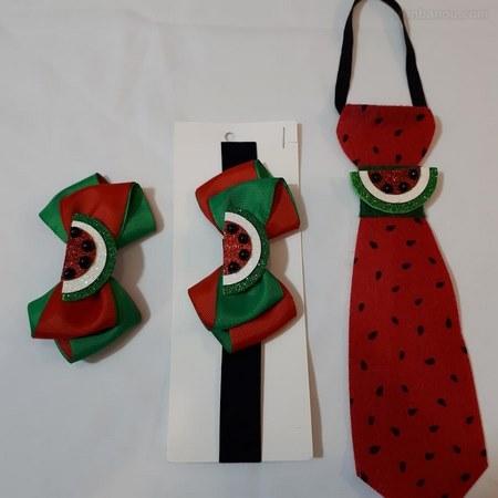 رسم الگوی کراوات