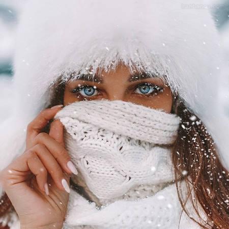 پروفایل زمستانی جدید