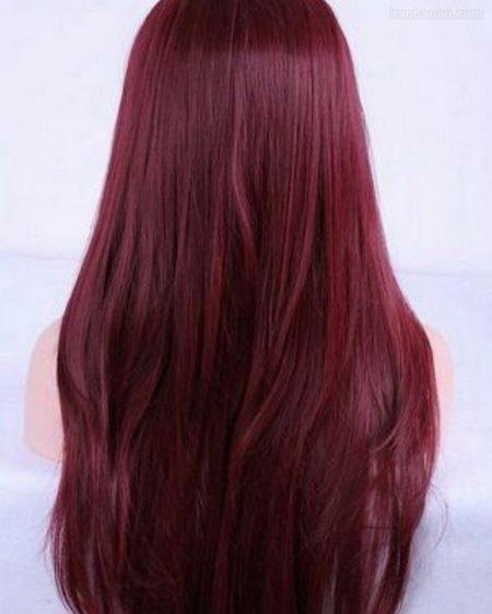 ترکیب رنگ مو بدون دکلره با عکس
