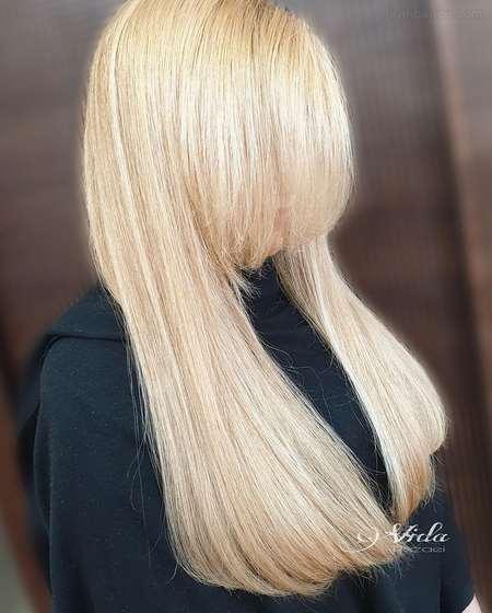 رنگ مو سال