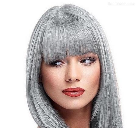 ترکیب رنگ مو بدون دکلره برای پوست سبزه