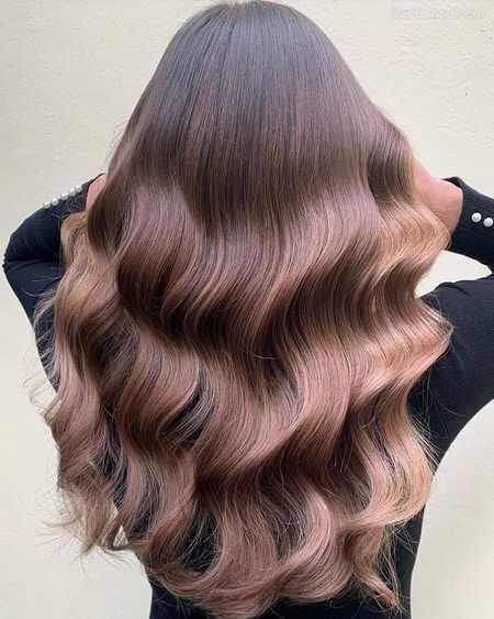 رنگ مو امسال
