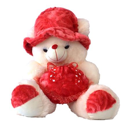 کارت پستال عروسک خرس ولنتاین, عروسک ولنتاین