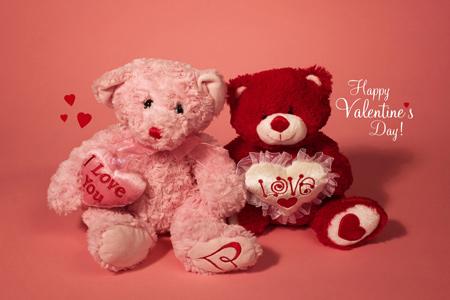 عروسک ولنتاین, خرس قرمز ولنتاین