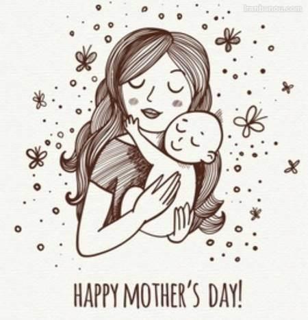 تبریک روز مادر به مادر شوهر