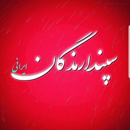 روز عشق ایرانیان سپنتا