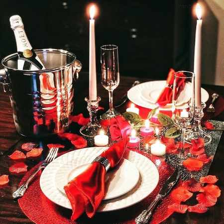 میز ولنتاین ایرانی