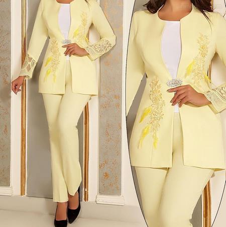 کت بلند مجلسی زنانه ایرانی