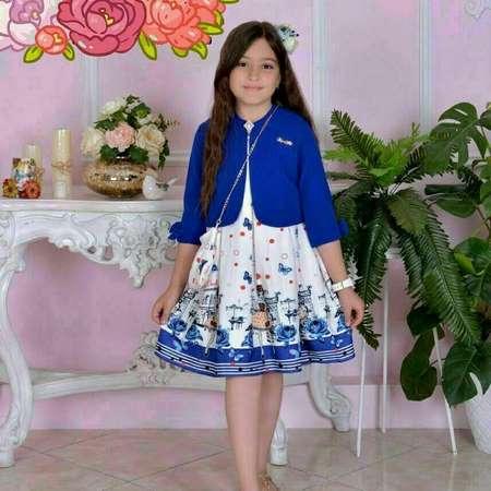 لباس عید دخترانه شیک