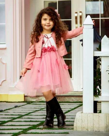 لباس عید دخترانه