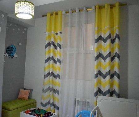 مدل پردهای جدید اتاق خواب پسرانه