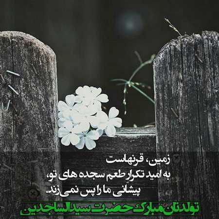 عکس امام سجاد واقعی