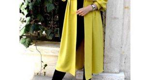 مدل مانتو کرپ حرير تابستانه