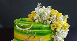 عکس کیک برای تولد امام زمان