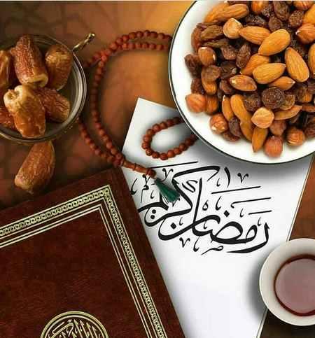 عکس ماه رمضان مبارک برای پروفایل