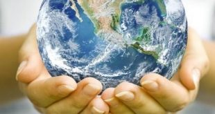 نقاشی درباره زمین پاک