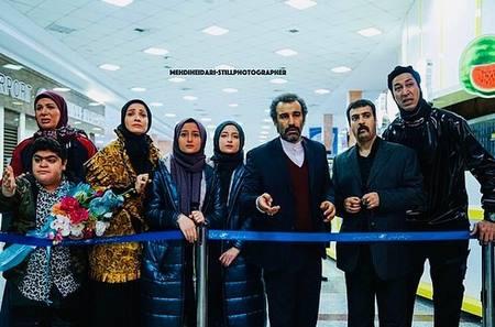 ابوالفضل رجبی در سریال پایتخت