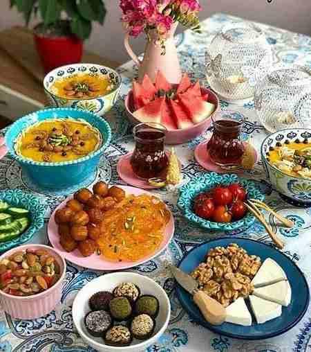 افطاری عروس