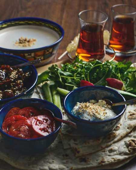 تزیینات افطاری