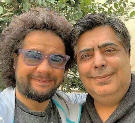 علی صادقی و رضا شفیعی جم
