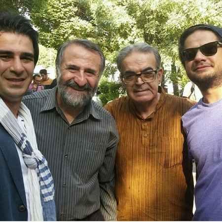 علی صادقی در متهم گریخت