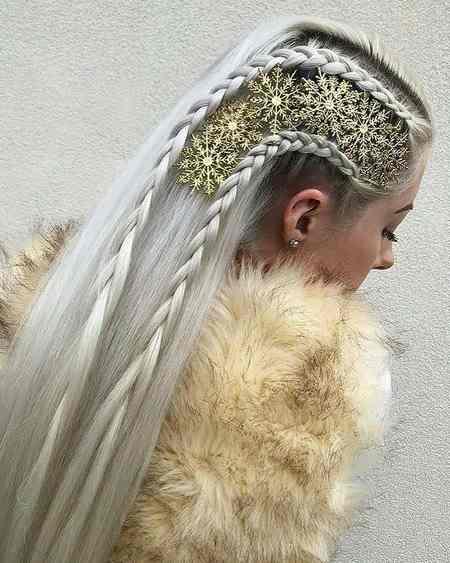 مدل مو دخترانه ساده