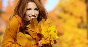 انواع عکس پاییزی دخترانه