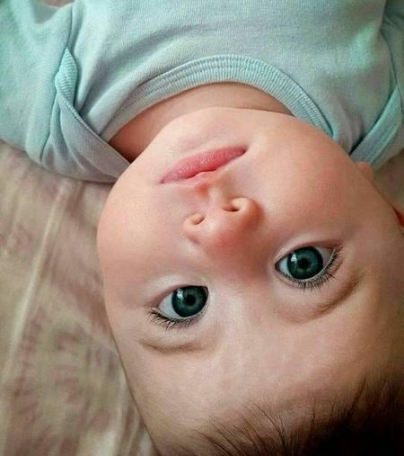 عکس نوزاد پسر و دختر خوشگل و بامزه