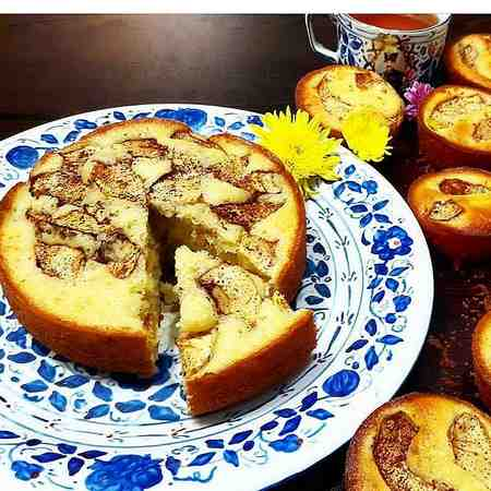 تزیین کیک خانگی با شکلات صبحانه