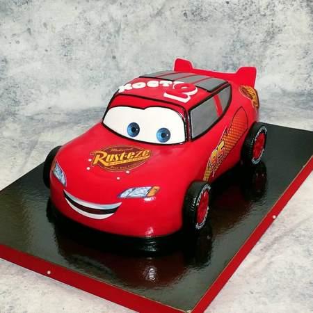 کیک تولد پسرانه فوتبالی