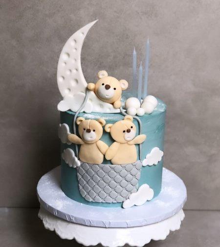 مدل کیک تولد پسرانه شیک
