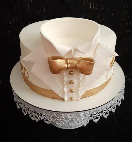 عکس کیک تولد پسرانه بزرگسال