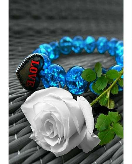 عکس گل طبیعی زیبا