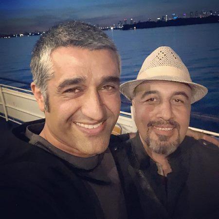 پژمان جمشیدی و رضا عطاران