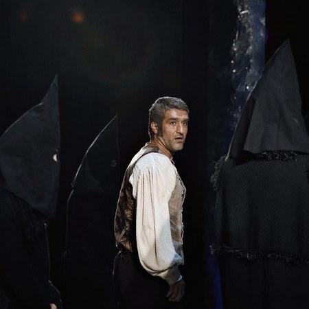پژمان جمشیدی در تئاتر