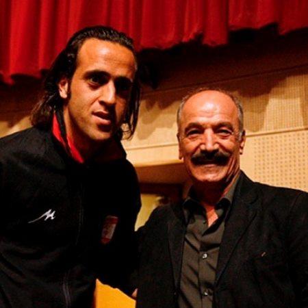 سعید راد و علی کریمی