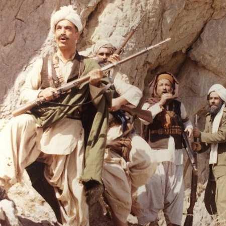عکس های سعید راد در سریال در چشم باد