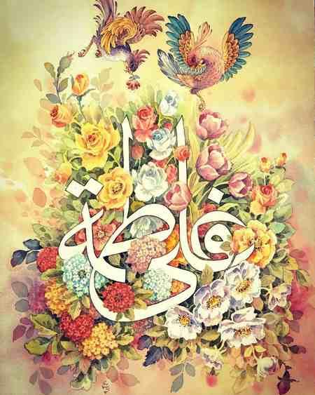 توصیه های پیامبر به حضرت زهرا در شب ازدواج