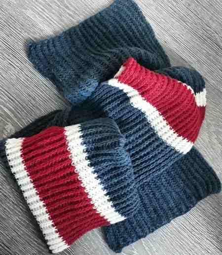 کلاه بافتنی مردانه خرید