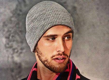 مدل کلاه بافتنی مردانه 2020 شیک