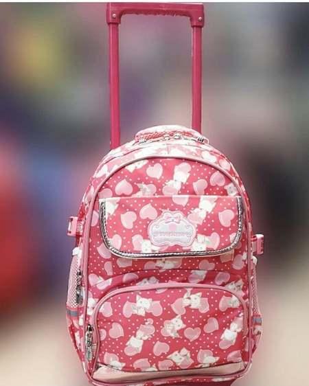 خرید اینترنتی کیف مدرسه دخترانه