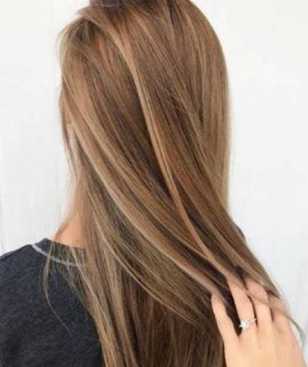 ترکیب رنگ موی کنفی
