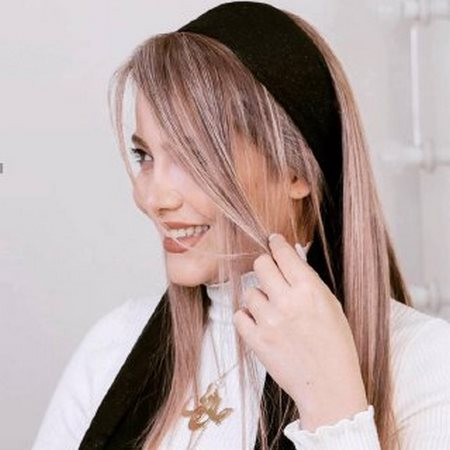رنگ موی زیتونی ترکیب