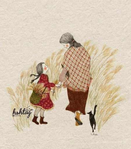 پیام تسلیت مادر زن