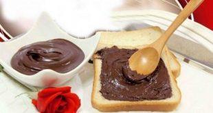 طرز تهیه شکلات صبحانه با شکلات تخته ای