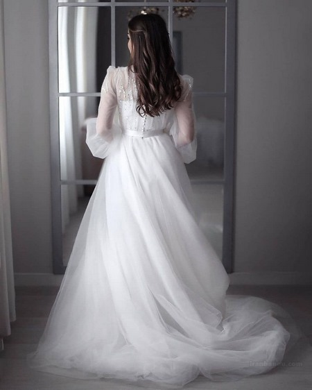 50 مدل لباس فرمالیته عروس 2021